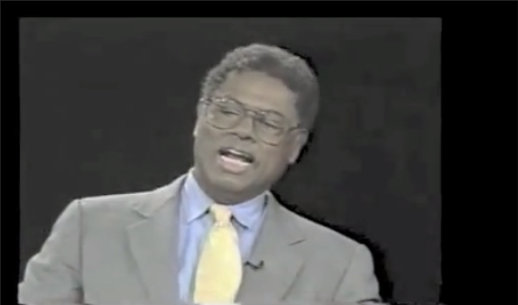 Thomas Sowell On Affirmative Action, Civil Rights and Welfare