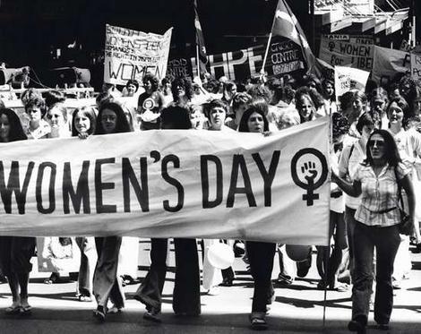 Feminists Have A Tantrum