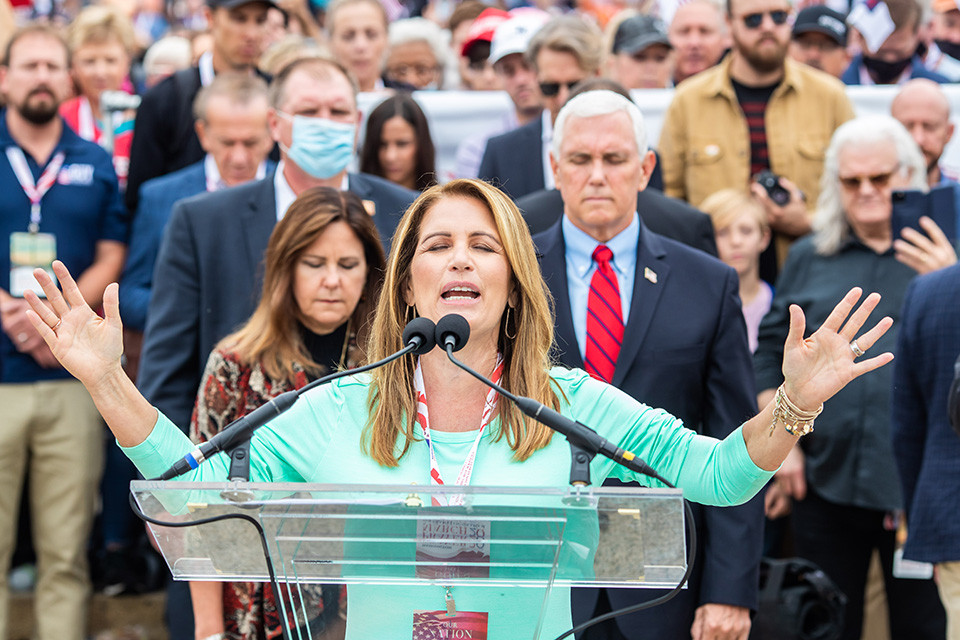 5 Points of Prayer From Michele Bachmann